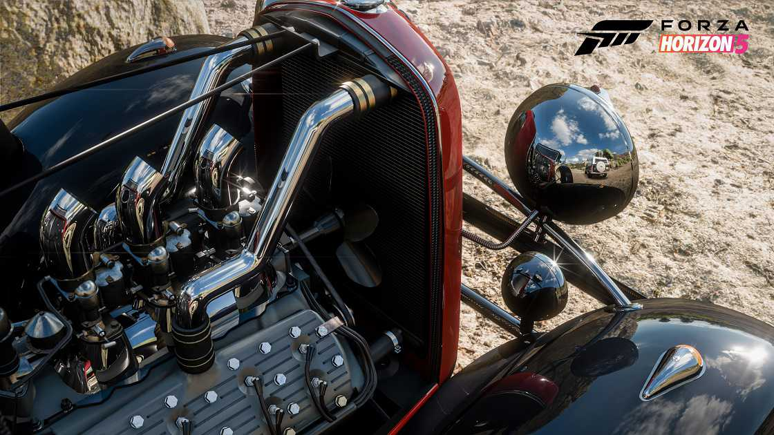 Forza Horizon 5 PC Specs and Download Size