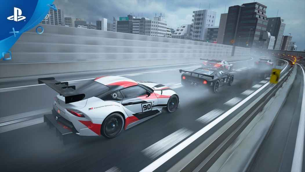 GT Sport update 1.68 Patch Notes - Sep 28, 2021