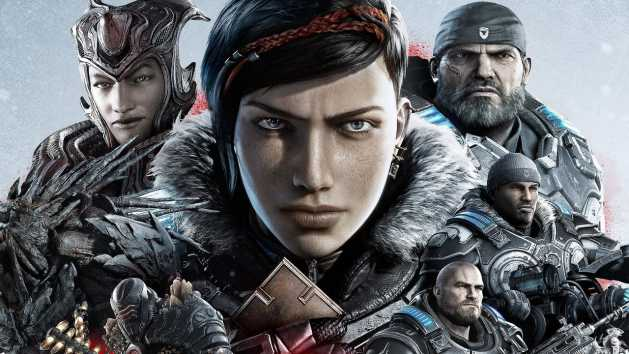 Gears 5 Update Patch Notes (Operation 8 Drop 2) - Sep 14, 2021