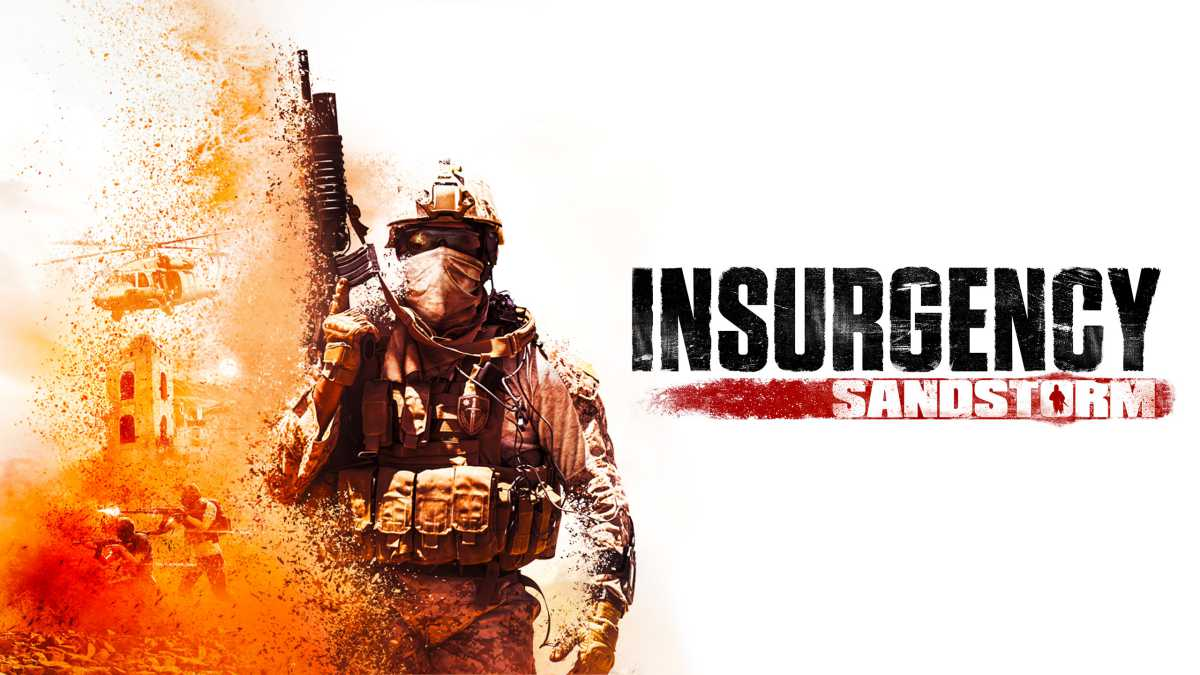 Insurgency Sandstorm Update 1.10 Patch Notes - Sep 29, 2021