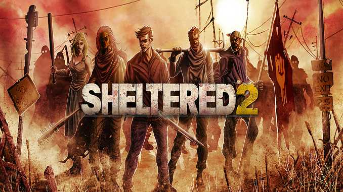 Sheltered 2 Update 1.0.4 Patch Notes - Sep 24, 2021