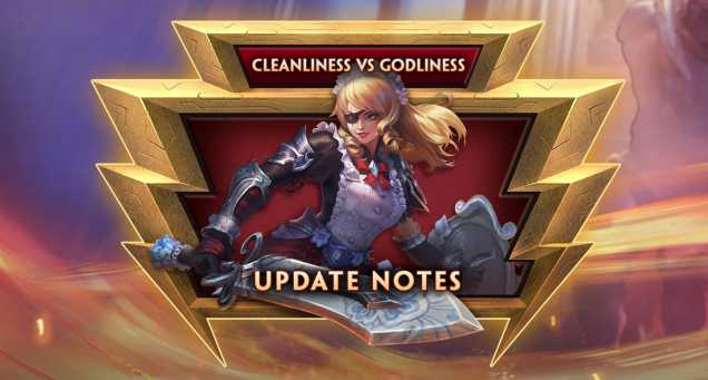 Smite Update 11.94 Patch Notes (Smite 11.94) - Sep 29, 2021