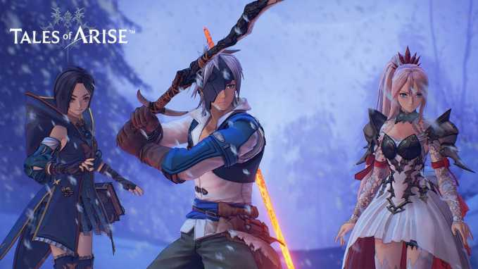 Tales of Arise Update 1.03 Patch Notes (1.000.002) - Sep 16, 2021