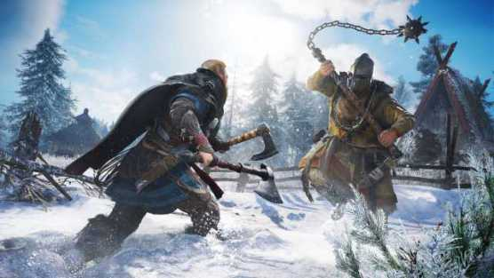 Assassin's Creed Valhalla Update 4.20 Patch Notes - Oct 5, 2021