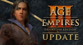 Age of Empires 3 (AOE 3) Update 47581 Patch Notes – Oct 12, 2021