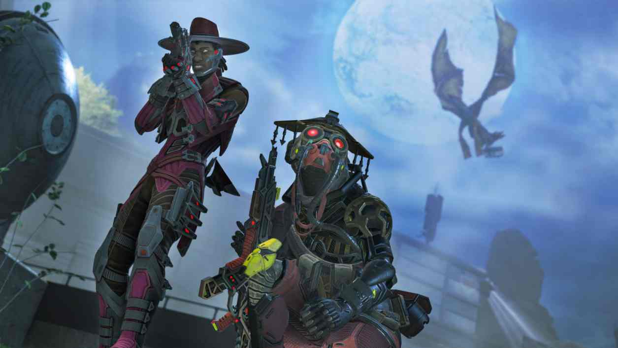 Apex Legends Monsters Within Event Patch Notes - October 12, 2021