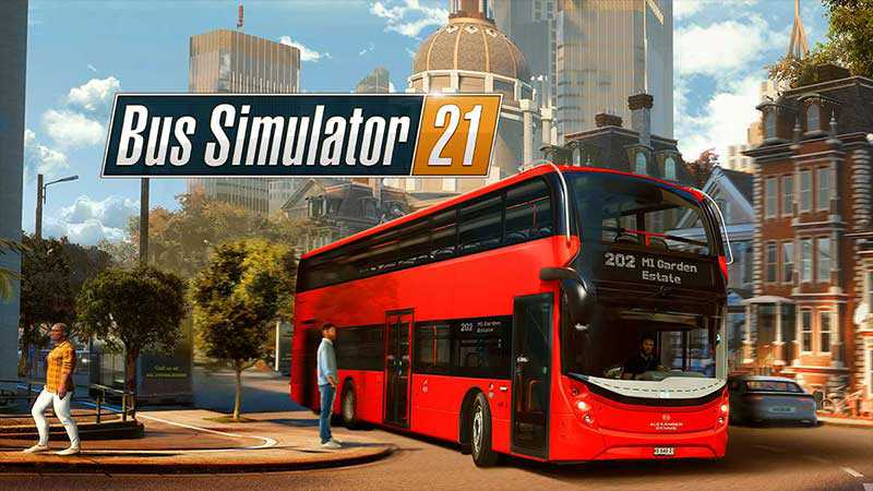 Bus Simulator 21 Update 2.07 Patch Notes - Oct 5, 2021