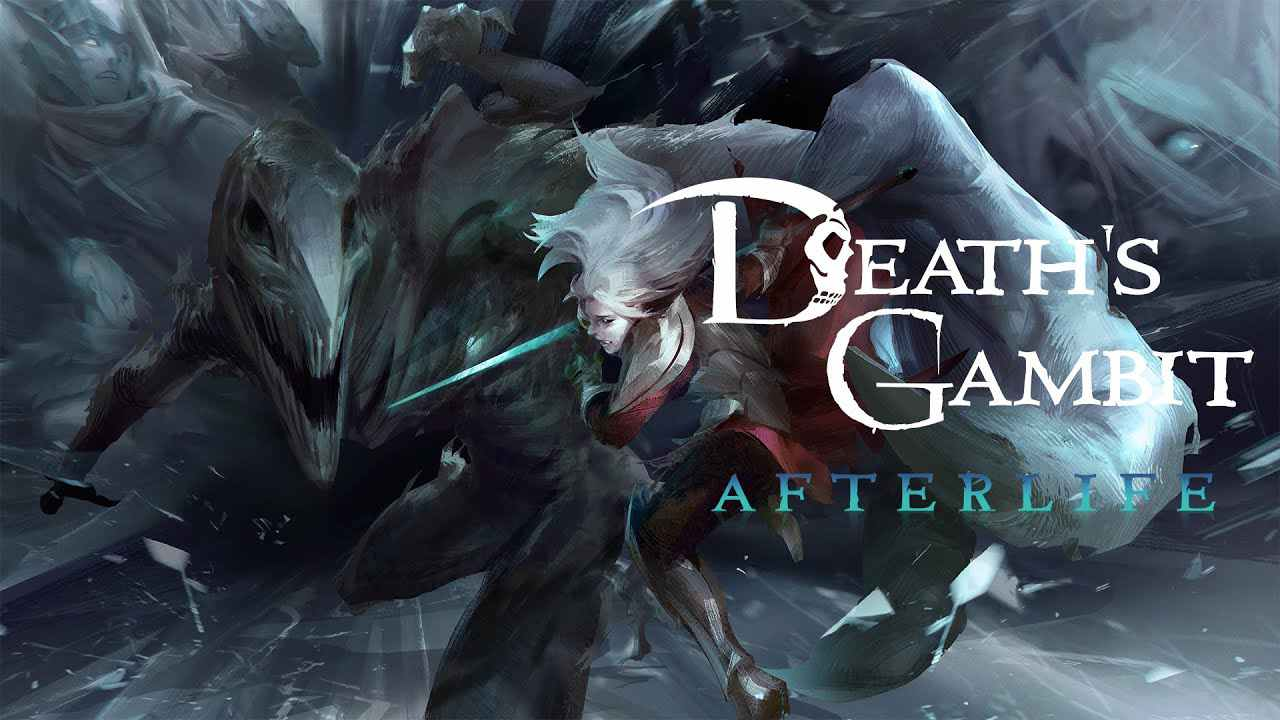 Death's Gambit Afterlife Update 1.1.0 Patch Notes - Oct 7, 2021