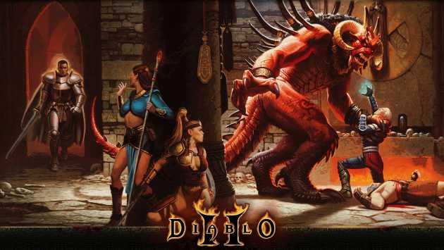 Diablo 2 Resurrected Update 10.11 Patch Notes - October 12, 2021