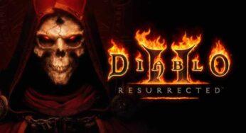 Diablo 2 Resurrected Update 10.15 Patch Notes – October 15, 2021