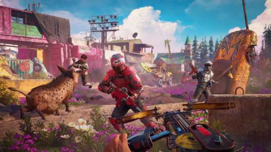 Far Cry 6 Xbox Update Patch Notes - Official - October 14, 2021