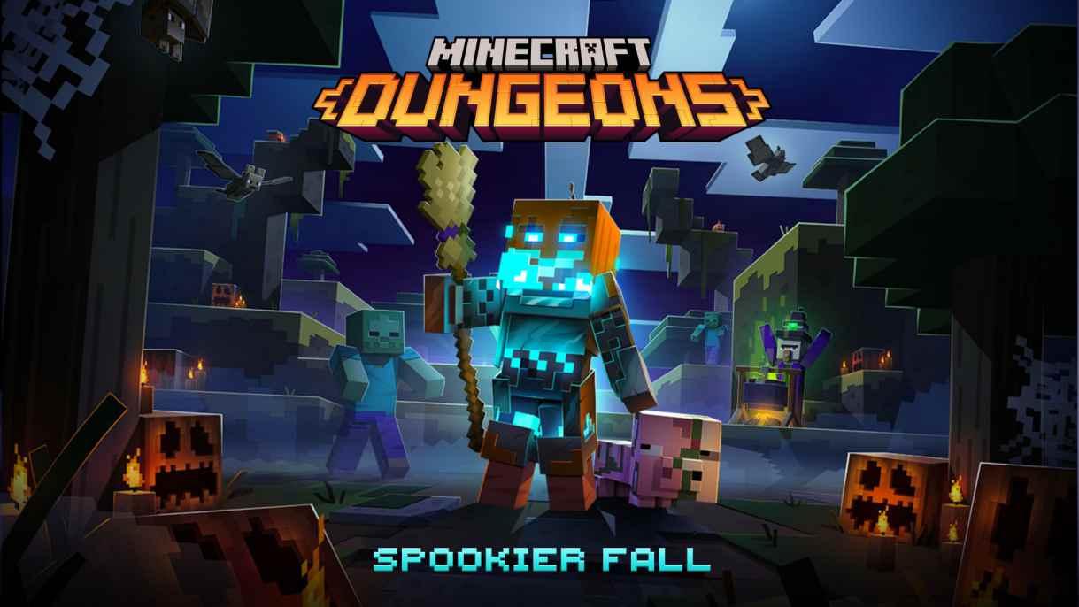 Minecraft DungeonsアップデートVer. 1.21 (1.11.1.0)の最新情報 パッチノート