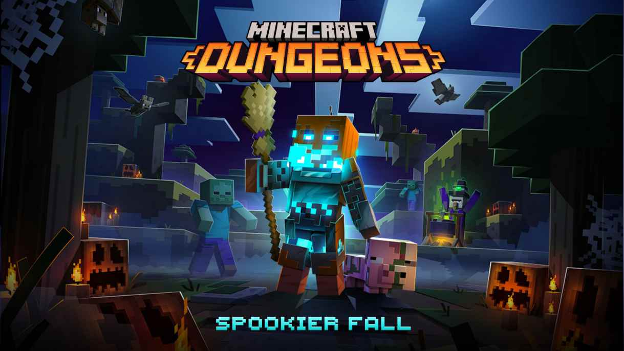 Minecraft Dungeons Update 1.21 Patch Notes (1.11.1.0) - October 13, 2021