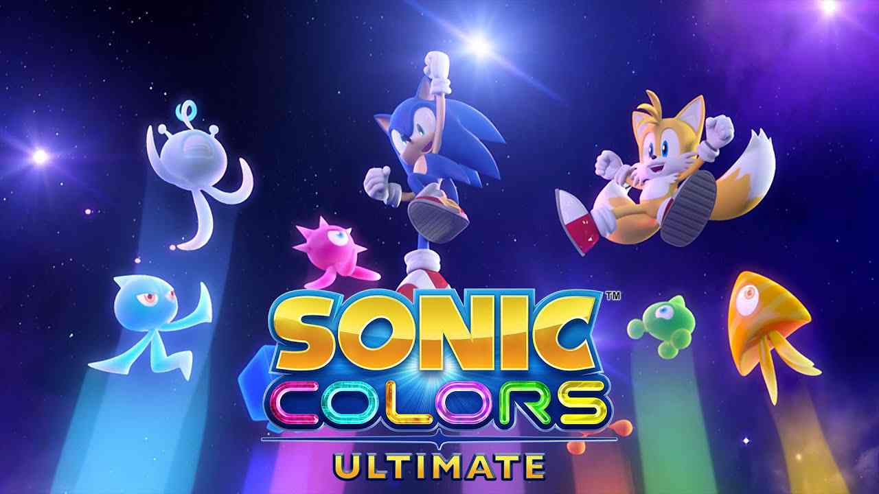 Sonic Colors Ultimate Update 1.03 Patch Notes - Oct 8, 2021