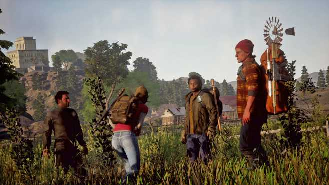 State Of Decay 2 Update 27 - Oct 11, 2021