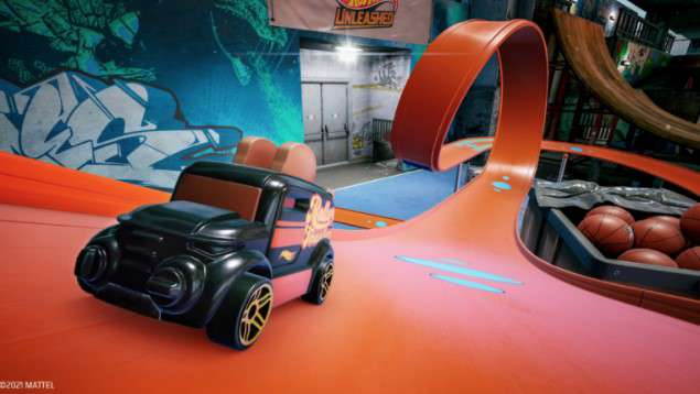Hot Wheels Unleashed Update 1.03 Patch Notes (1.004) - October 13, 2021
